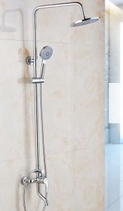 Bathroom Accessories ABS Shower Set (CSC/T 37-2005)