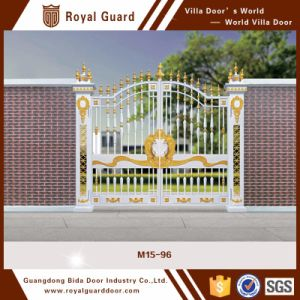 China Main Gate Colors House Gate Grill Designs Barrier Gate China
