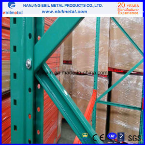 Powder Coating Storage Teardrop Pallet Rack System (EBILMetal-TPR) pictures & photos