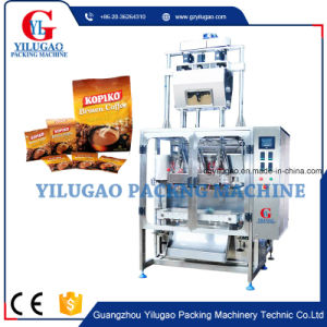 Sugar/Spice/Salt 3-Side Sealing Sachet Packing Machine pictures & photos