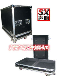 "Audio Speaker Flight Case for Single 15"" Speaker"