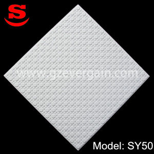 Integrated Construction Ceiling Gypsum Board 595*595/600*600/603*603mm