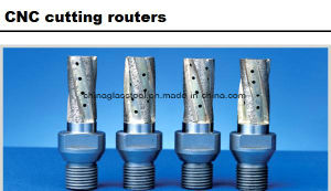 Router Bits for Glass CNC Machine