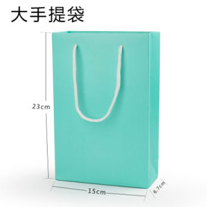 New Luxury Kraft Paper Bag/Shopping Bag/Gift Bag Manufacturer pictures & photos