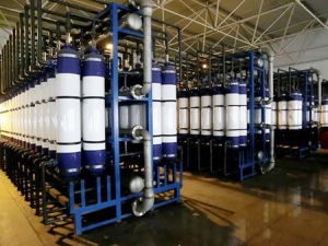 Integrated UF Waste Water Treatment Equipment