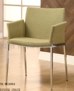 Morden Low Back Fabric Dining Chair for Ding Room (NK-DCA084)