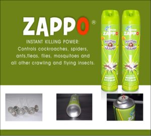 Iraq Market Aerosol Insecticide Spray Insect Repellent pictures & photos