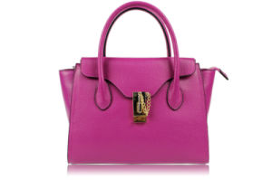 2015 Famous Brand Luxury Genuine Leather Handbag pictures & photos