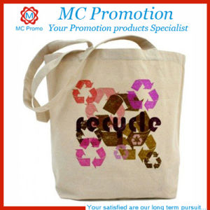 Recyclable Standard Size Cotton Shopping Bag