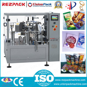 Zipper Bag Filling Closing Sealing Machine (RZ6/8-200/300A) pictures & photos