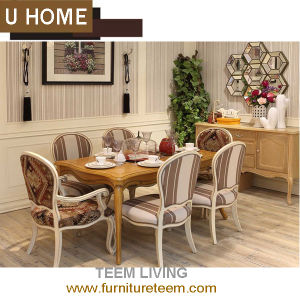 China Classic Home Furniture French Style Dining Room China Dining