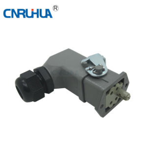 New Design High Quality Rectangular Connector pictures & photos