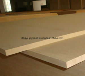 1220*2440mm Furniture Grade Raw Plain MDF Board