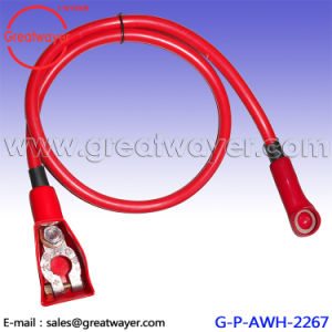 0 awg power connector battery wiring harness