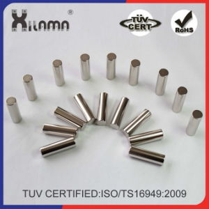 Magnetic Cylinders High Coercive Force Strongest Neodymium Cylinder Magnet pictures & photos