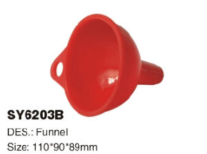Silicone Funnel & Kitchen Tools FDA&LFGB (SY6203B) pictures & photos