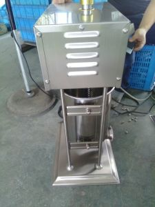Stainless Steel Electric Sausage Filler Grt-10L pictures & photos