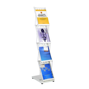 Steel Brochure Stand Free Stand pictures & photos