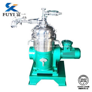 Disc Centrifuge for Vegetable Oils and Fats Refining