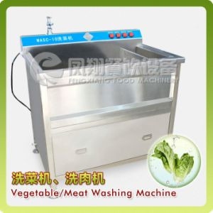 Ce Approved Arugula Washing Machine, Parsley Washing Machine of Water Saving Type