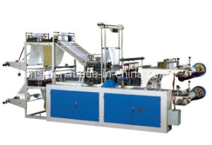 PE Supermarket Roll Bag Point-Cutting Machine (HSLJ-800)