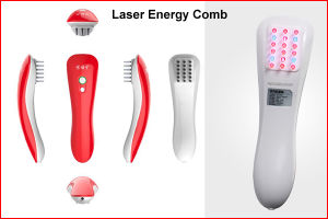 Health Care Beauty Care Equipment Laser LED Massage Comb pictures & photos