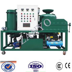 High Efficiency Vacuum Cooking Oil Purification Machine