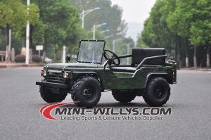 New 110cc Mini Jeep Willys (JW1101) pictures & photos