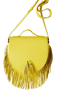 Tassel Designer Leather Fashion Handbag with Fringe (LDC-150008) pictures & photos