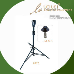 Profession Stage Height Adjustable Light Stand (LS17) pictures & photos