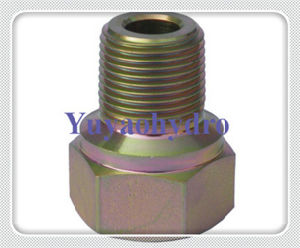 Bush Fittings with Female Thread Pipe Fittings for Construction Machinery pictures & photos