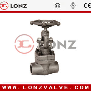 Forged Steel A105 Globe Valve pictures & photos