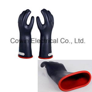 Hv Electrical Insulating Protector Glove pictures & photos