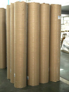 "1/2"" PVC Coated Welded Wire Metal Mesh (TS-WM18) pictures & photos"