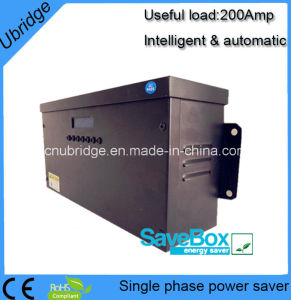 Single Phase 200AMP Power Saver Made in China pictures & photos