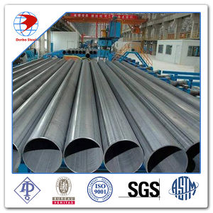 API 5L X70 Psl1 ERW Pipe Beveled Ends pictures & photos