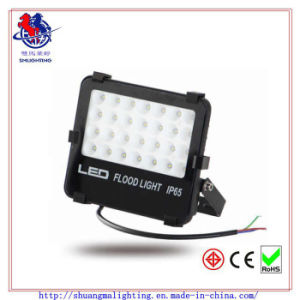 30W LED Flood Light with 3 Years Warranty Ce RoHS