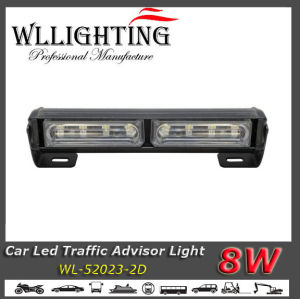 10inch Mini Car Front LED Light Bar with Linear Lens