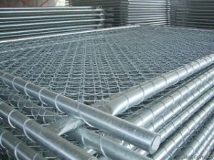 High Quality Temporary Fence Chain Link Fence Popular in Austrialia pictures & photos