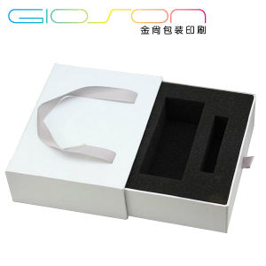 Handbag Style Paper Gift Packaging Box for Cosmetics pictures & photos