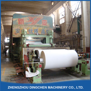 Printing Paper Machine in Excellent Quality and Good Reputation (1800MM) pictures & photos