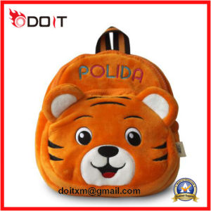 Polida Cartoon Tiger Baby Plush Backpack Bag pictures & photos