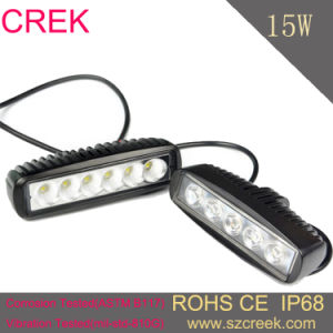 IP68 Waterproof CE Approved Motorcycle LED Driving Lights