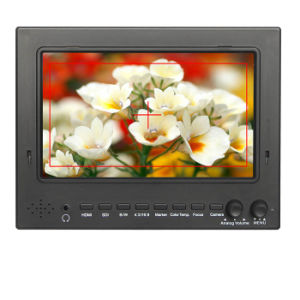 "7"" HD Sdi TFT LCD Screen Monitor for PRO Broadcast pictures & photos"