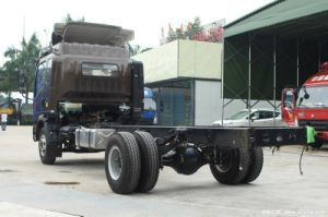 Sinotruck Light Truck -- HOWO Commander 154HP 4X2 Cargo Truck