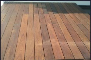 Indoor Usage and Teak Flooring Type Solid Natural Hardwood Flooring