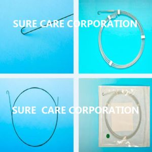 PTFE Coated Guidewire/Medical Guidewire with Dispencer pictures & photos