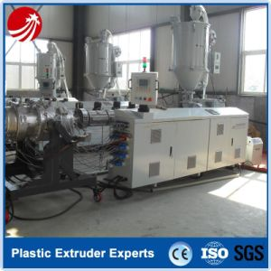HDPE PE Pipe Tube Extruder Machine Production Line for Water Supply pictures & photos