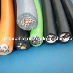 Flexible Rubber Cable with Multicores pictures & photos