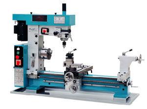 China Lathe Milling Drilling Machine Combination Machine Hq800 China Multi